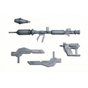 MSG Modeling Support Goods Weapon Unit MW12 Panzerfaust-Tonfa (NON scale Plastic model)
