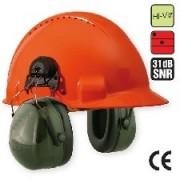 Antifoane externe cu montare pe casca conform EN 352-3