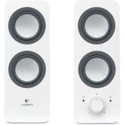 Zvučnici 2.0 Logitech Z200, White-