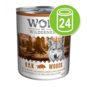 Voordeelpakket: Wolf of Wilderness 24 x 800 g - Arctic Spirit - Rendier