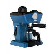 Espressor manual Heinner Charm HEM-200BL, 800W, 250ml, 3.5 bar, albastru