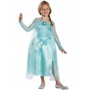 Elsa Disfarce Elsa de Frozen™ menina