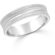 Classic Curve Plain Band for Men CJ5050FRR24