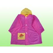 Nebuló gyermek esőkabát - rózsaszín