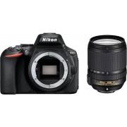 Nikon D5600 + 18-140mm VR - Manuale ITA - 4 Anni Di Garanzia in Italia