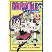 Fairy Tail Blue Mistral, Volume 1