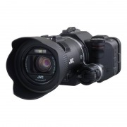 JVC GC-PX100BEU Câmara de Vídeo Full HD
