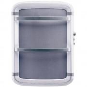 Sušilica ručnika 4 m2 300 W bijela, siva Radialight Acanto 70 bijela
