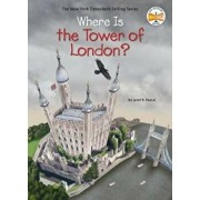 Where Is the Tower of London', Paperback/Janet B. Pascal