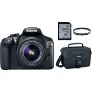 Cámara Canon Eos Rebel T6 + Tarjeta De 16gb + Filtro UV + Bolso Canon