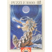 Charmer of Stars, 1000 Piece Jigsaw Puzzle Made by Educa