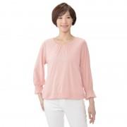 PROSUMER チュールネット裾バルーンプルオーバー【QVC】40代・50代レディースファッション