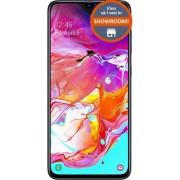"Telefon Mobil Samsung Galaxy A70, Super AMOLED touchscreen 6.7"", 6GB RAM, 128GB Flash, Camera Tripla 5+8+32MP, 4G, Wi-Fi, Dual SIM, Android (Negru) + Cartela SIM Orange PrePay, 6 euro credit, 6 GB internet 4G, 2,000 minute nationale si internationale fix"