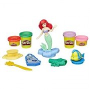 Jucarie Play Doh Ariel and Undersea Friends Featuring Disney Princess Toy