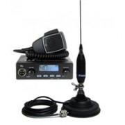 Statie radio + antena + suport baza magnetica