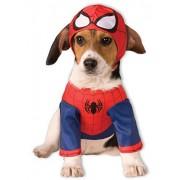 Rubie's Costume Company Marvel Classic/Marvel Universe Spider-Man Pet Costume, Small