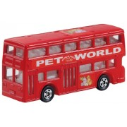 Takara Tomy Tomica #095 London Bus