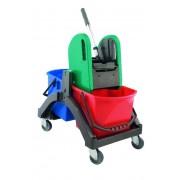 Chariot de nettoyage Duo