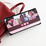 Personalised Large Wallet with photo