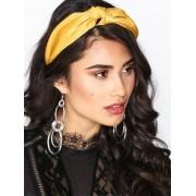 NLY Accessories Scarf Headband Håraccessoarer Gul