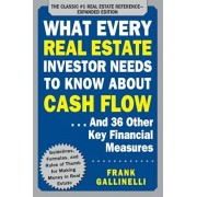 What Every Real Estate Investor Needs to Know about Cash Flow... and 36 Other Key Financial Measures, Paperback