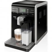 Espresso automat Saeco Moltio HD8769/09, Rasnita ceramica, 15 Bar, 1.8 litri, Negru