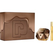 Lady million Prive - Paco rabanne Gift set profumo 80 ml EDP SPRAY + profumo travel size 10 ml