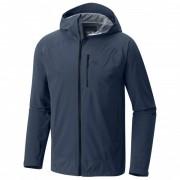 Mountain Hardwear - Stretch Ozonic Jacket - Veste imperméable taille L, bleu/noir