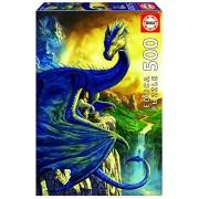 Educa Eragon & Saphira Puzzle (500 Piece)