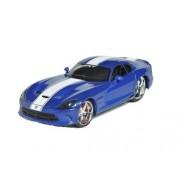 2013 Dodge GTS Viper SRT Blue Custom 1/24 by Maisto 31363