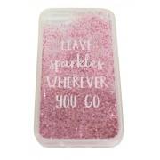 Husa telefon Cropp Sparkle Pink