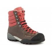 Scarpa Mojito Maxi GTX - Ebony/Mineral red - Chaussures de Tennis 41