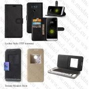 LG G6 H870 (калъф кожен) 'Book style'