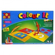 Toysbox Colour It - Wipe It (Alphabets Numbers)