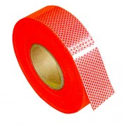 Banda reflectorizanta adeziva, continua - ROSIE (Calitate Premium)