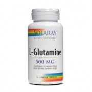 L-GLUTAMINA 500mg 50 Cápsulas vegetales
