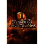 DUNGEONS 2 A CHANCE OF DRAGONS DLC - STEAM - PC - WORLDWIDE