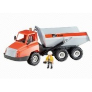 Playmobil Add-On Series - Mega Dump Truck by PLAYMOBIL