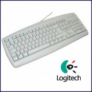 Tastiera logitech USB deluxe OEM