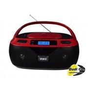 VIVAX VOX prenosni radio APM-1040 crveni