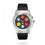 "MyKronoz ZeTime smartwatch Black,Silver TFT 3.1 cm (1.22"")"