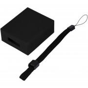 ER Compacta Y Duradera Funda Suave De Moda Para Ir A JBL Altavoz Bluetooth. -Negro