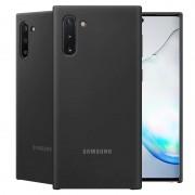 Capa de Silicone EF-PN970TBEGWW para Samsung Galaxy Note10 - Preto