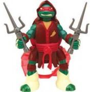 Figurina Nickelodeon Teenage Mutant Ninja Turtles Throw N Battle Raphael Figure With Motion