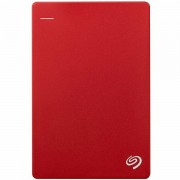 SEAGATE HDD External Backup Plus Portable ( 2.5/4TB/USB 3.0) red