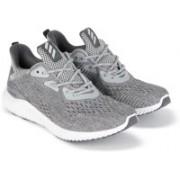 ADIDAS ALPHABOUNCE EM W Running Shoes For Women(Grey)