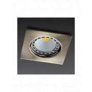 Spot incastrabil MT 122 din aluminiu culoare alama antica 70334 Smarter