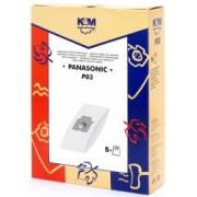 Sac aspirator Panasonic C-20E hartie 5X saci K and M