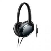 HEADPHONES, Philips, Microphone, Black (SHL4805DC)