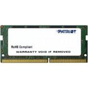Memorie Laptop SODIMM Patriot Signature 4GB DDR4 2400MHz CL17 1.2V